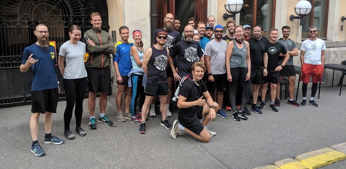 Mikkeller Running Club Helsinki