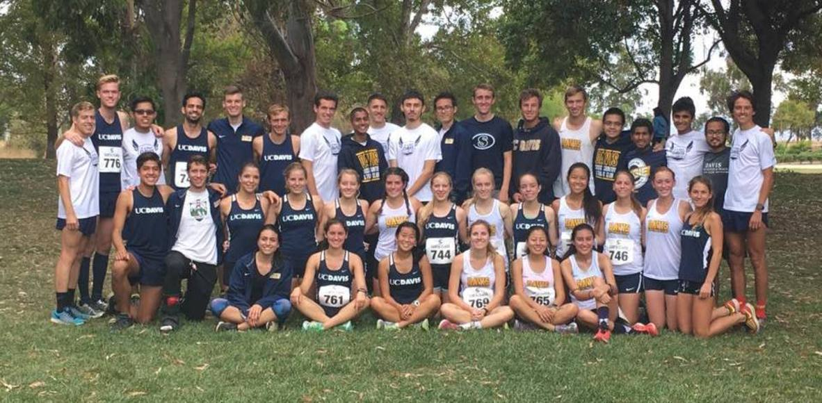 UC Davis XC and Track Club