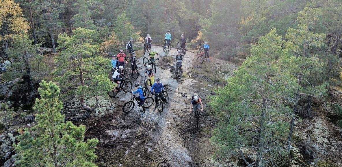 MountainbikeSkolan i Stockholm