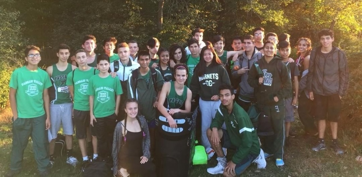 Passaic Valley Cross Country