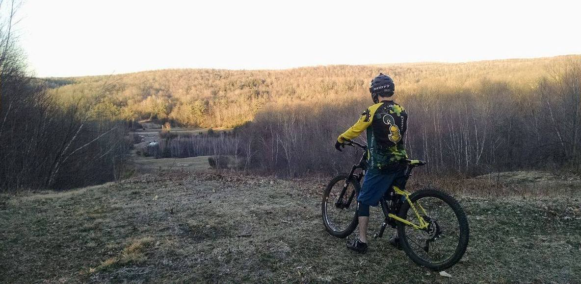 Clarkson University Mountain Bike Club