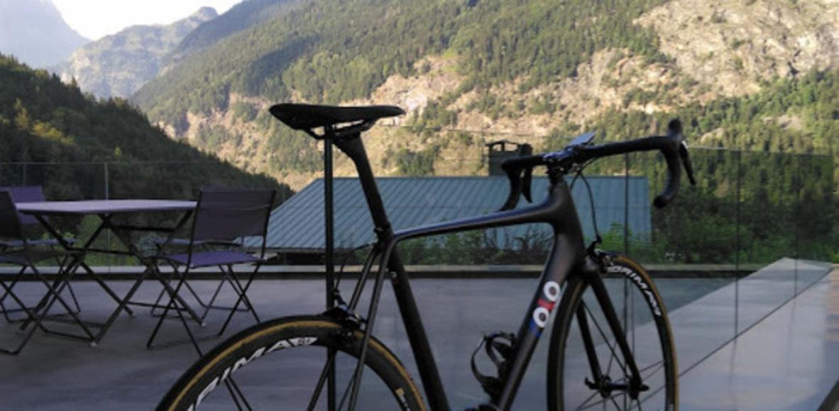 Acheteur Cycliste Tour test