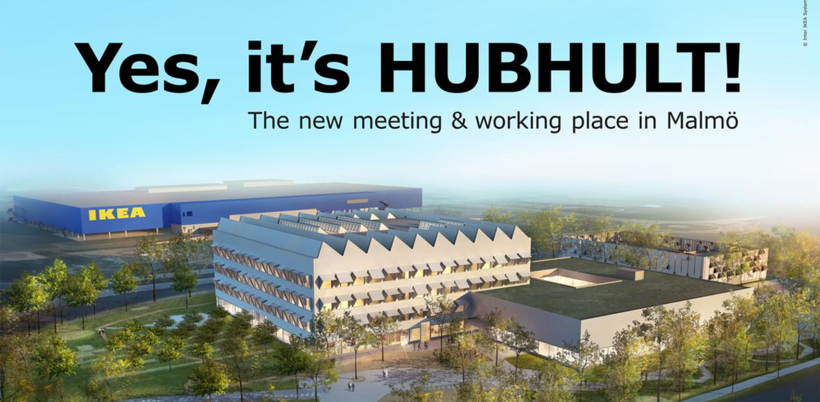 IKEA Hubhult Office
