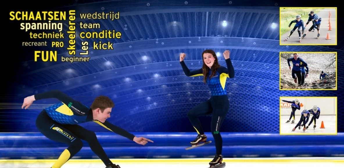 SchaatsTrainingsClub Willy van den Berk