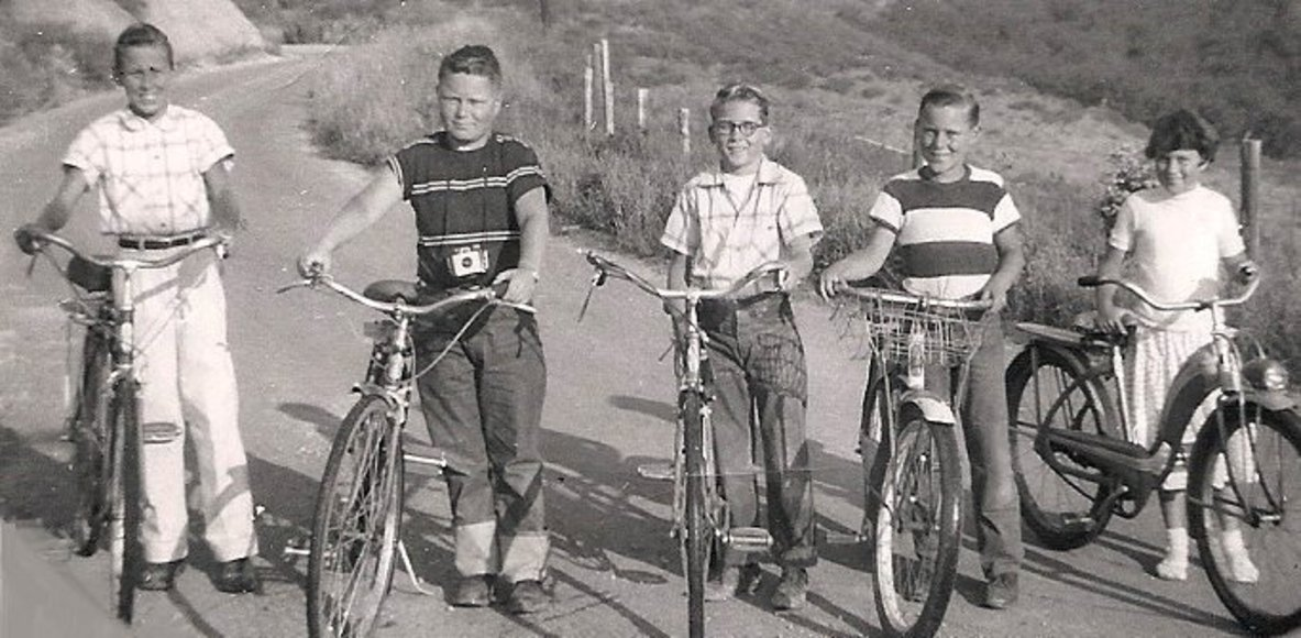 1955 Cyclists Club