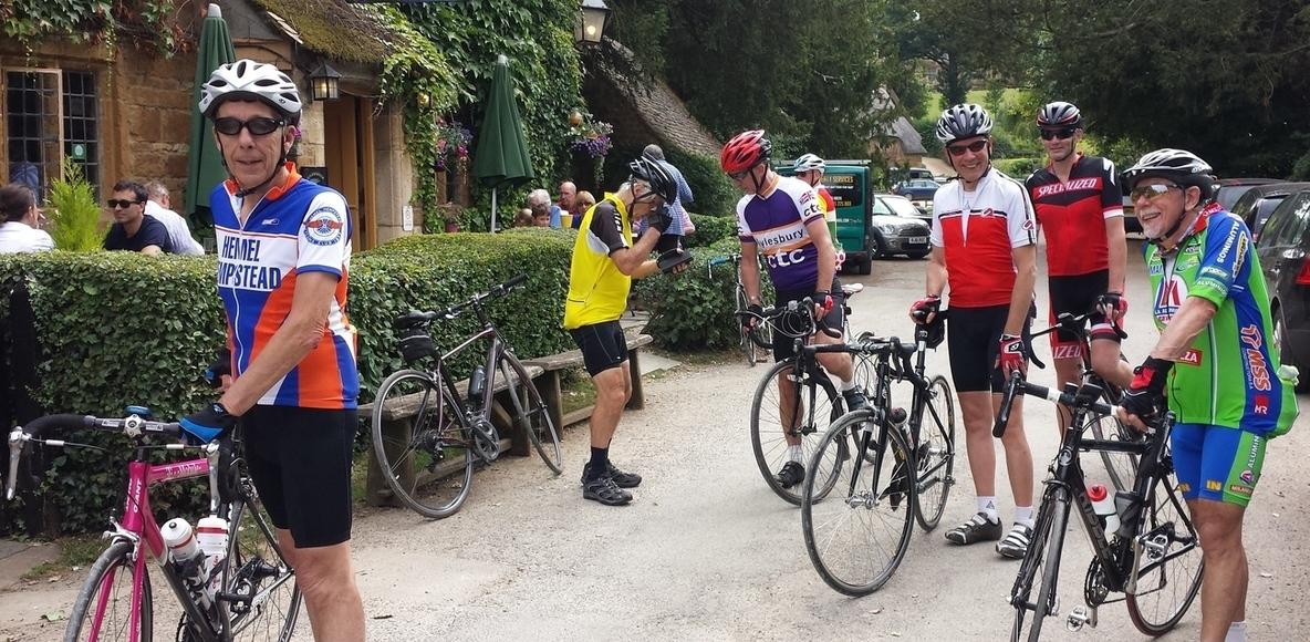 Midweek Cycling, South Bucks CTC