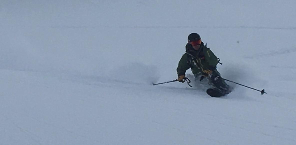 Rovaniemen Telemark-hiihtäjät