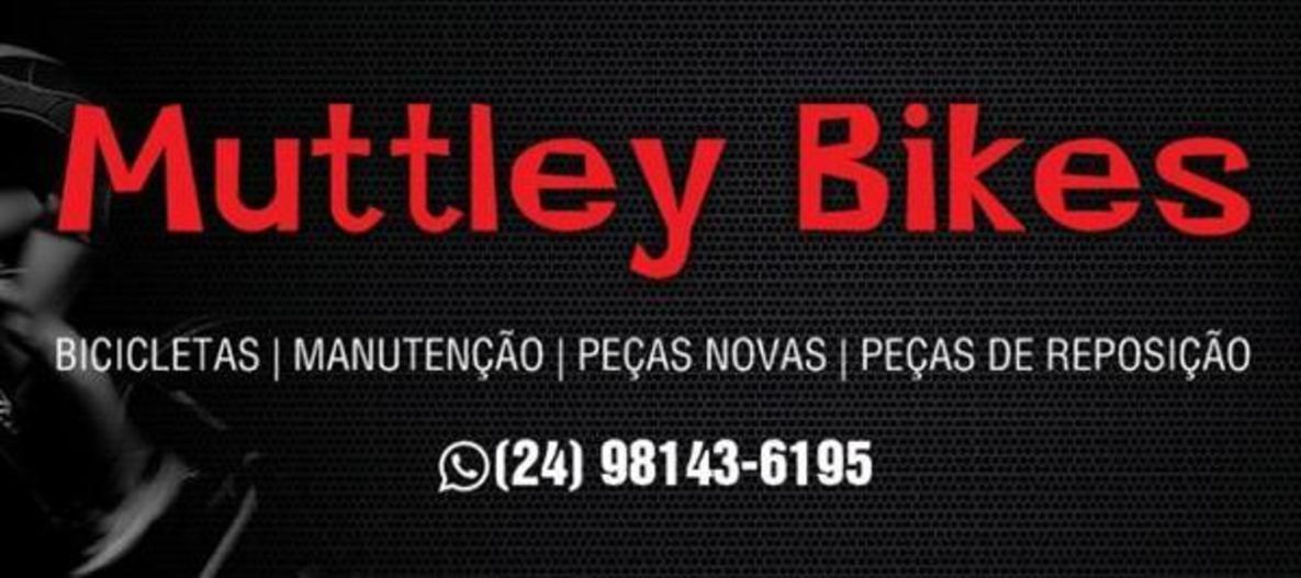 Bicicletária Muttley bikes