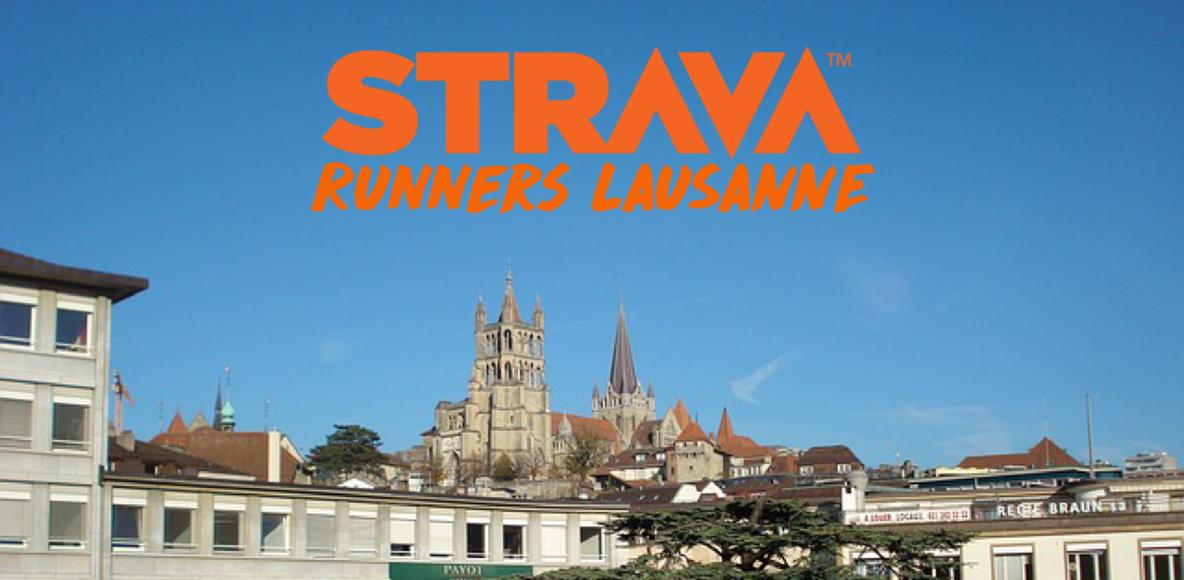 Strava Runners Lausanne