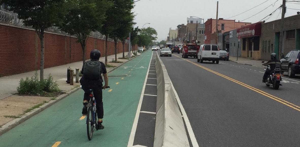 Astoria NY Strava Cycling
