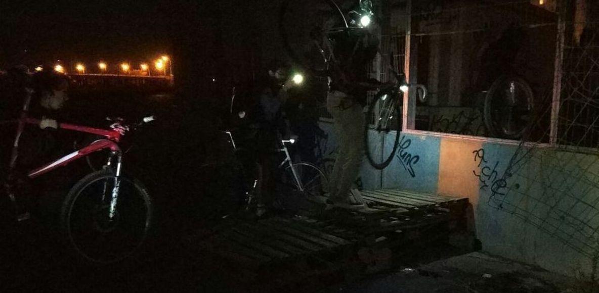 BikeBrains VLC