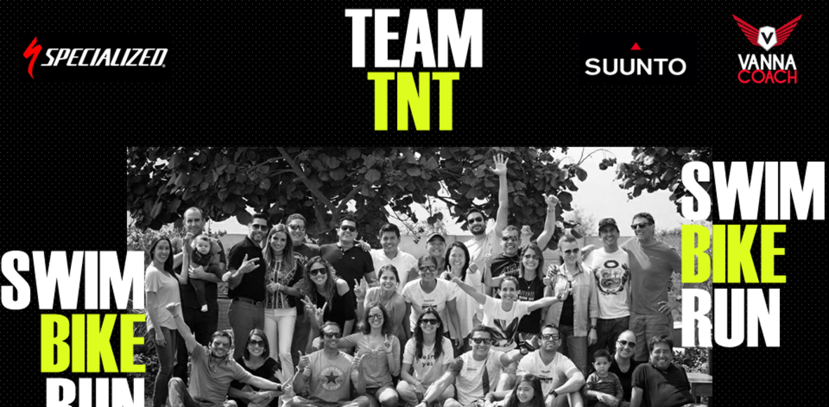 TEAM TNT PERU