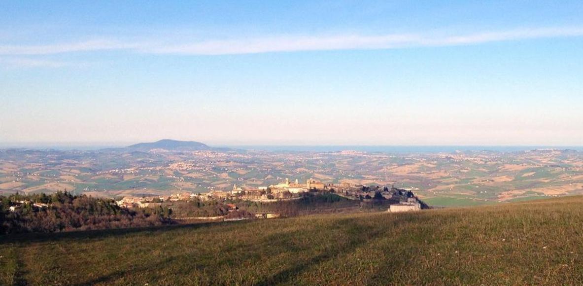 """trail running """" balcone delle marche """""""