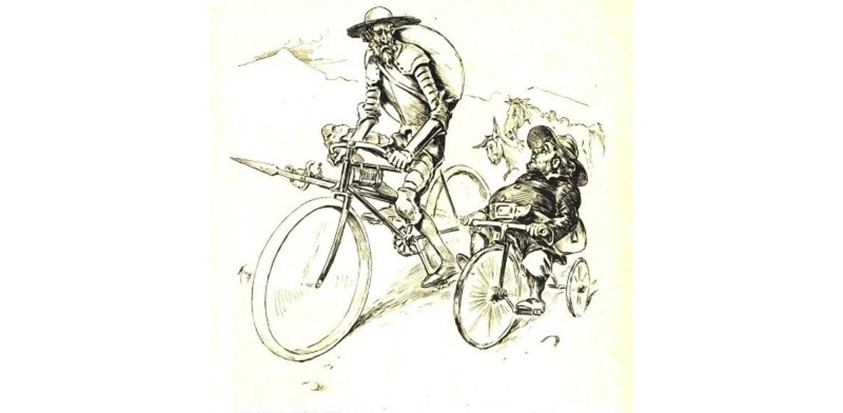 Riders de la triste figura