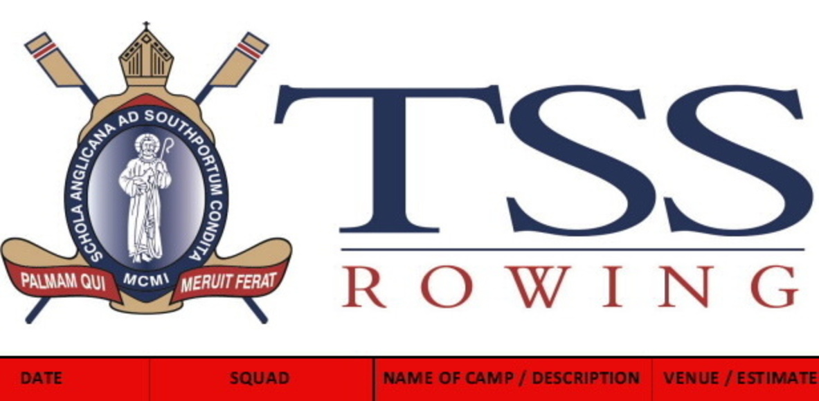 TSS Rowing