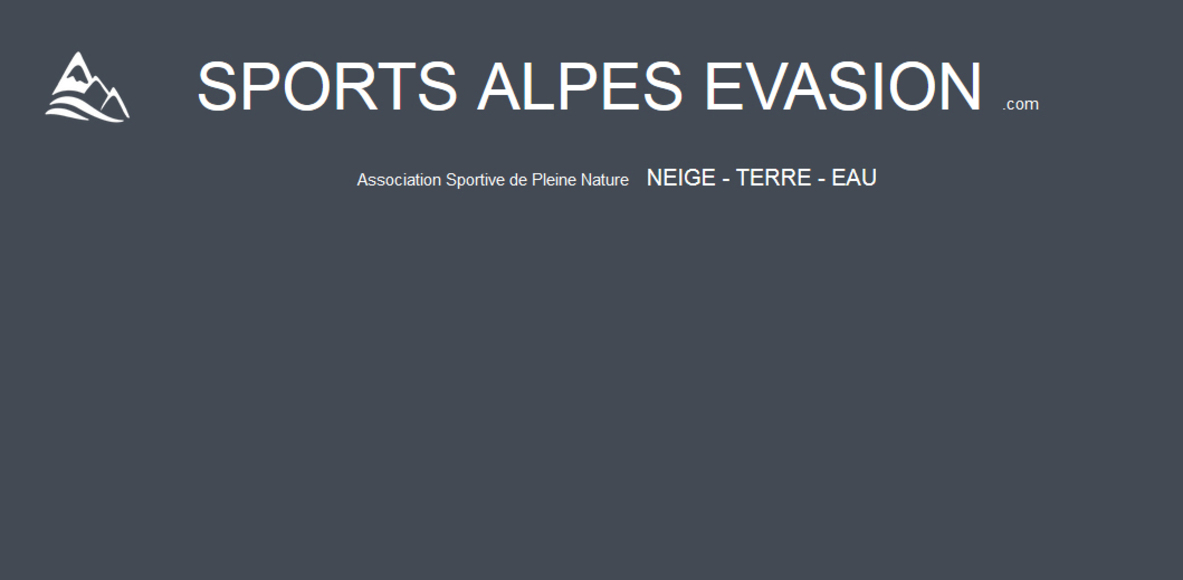 Sports Alpes Evasion