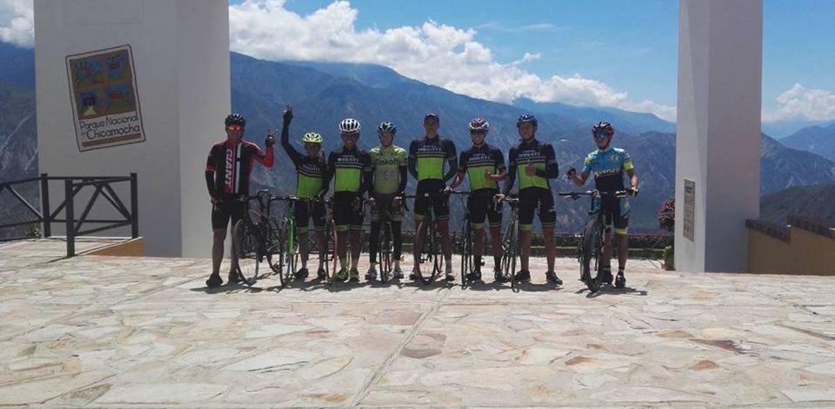 Team Barents Bucaramanga