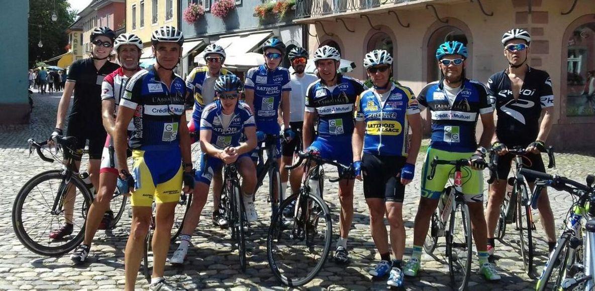 Vélo Club Sainte Croix en Plaine