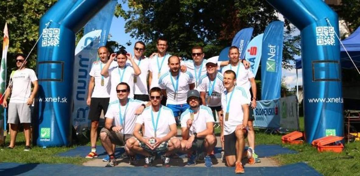 SLSP Running Team