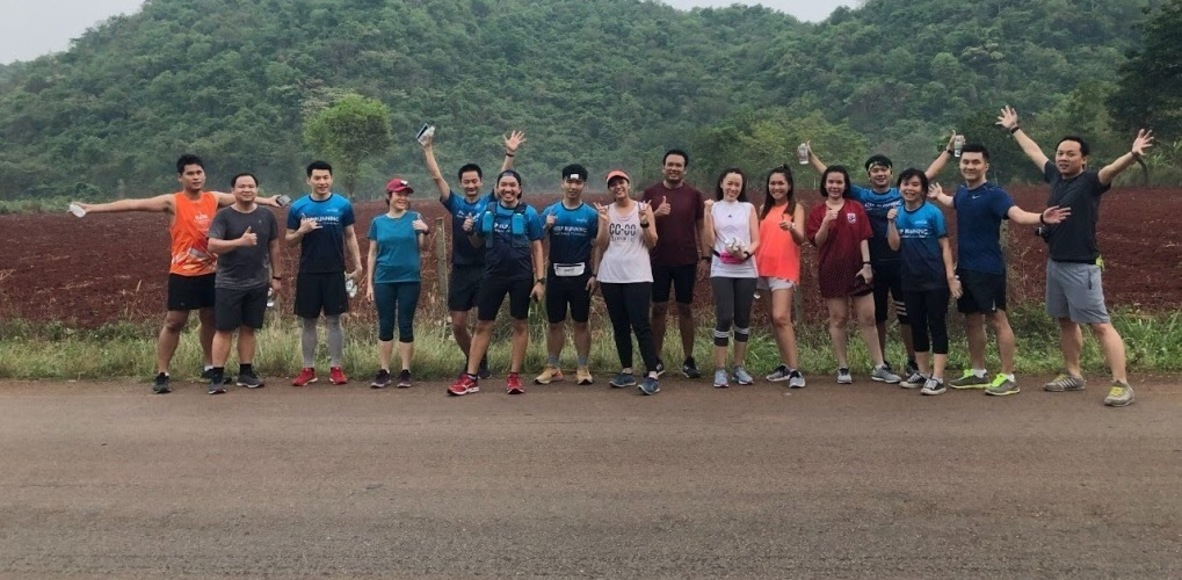TCCT Running Team