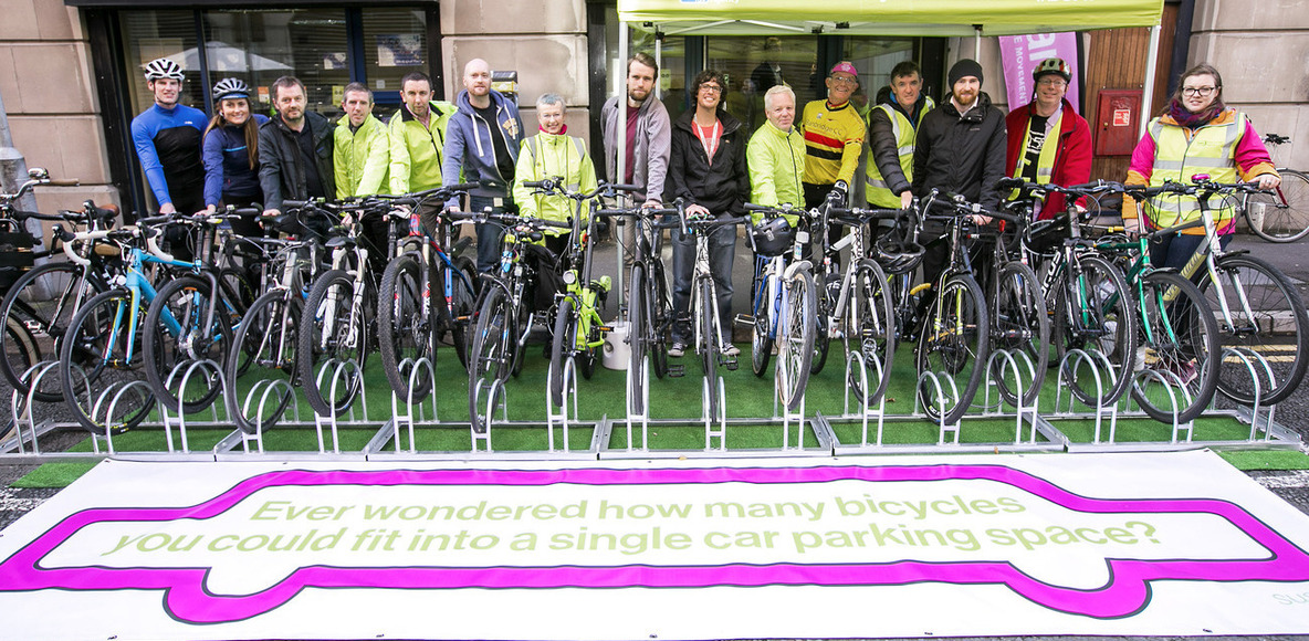 Belfast City Council Staff Bicycle Users