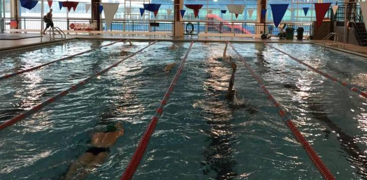 Chelsea Piers Masters Swim Team
