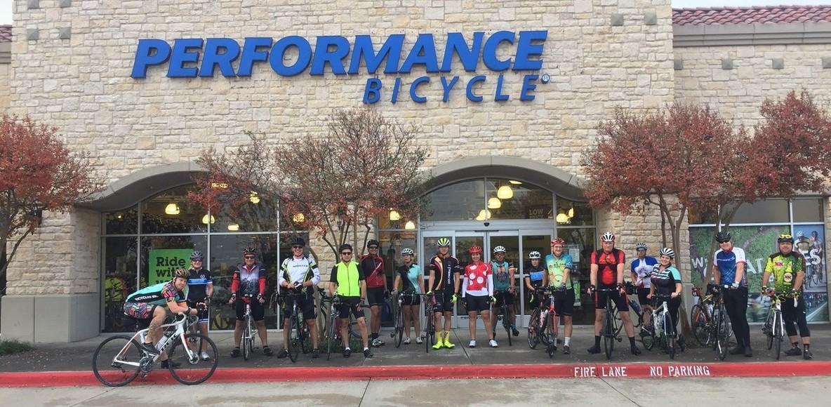 Performance Bicycle 121 Southlake (Club)