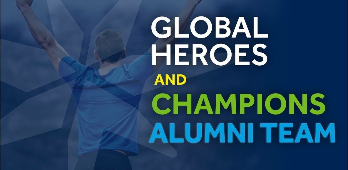Medtronic Global Heroes  Champions Alumni