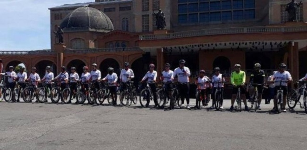 Ciclistas de Ipuiúna