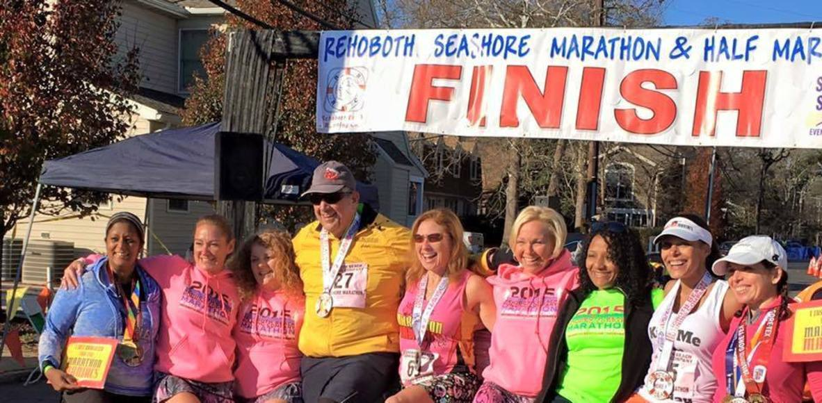 Rehoboth Seashore Marathon and Half Marathon