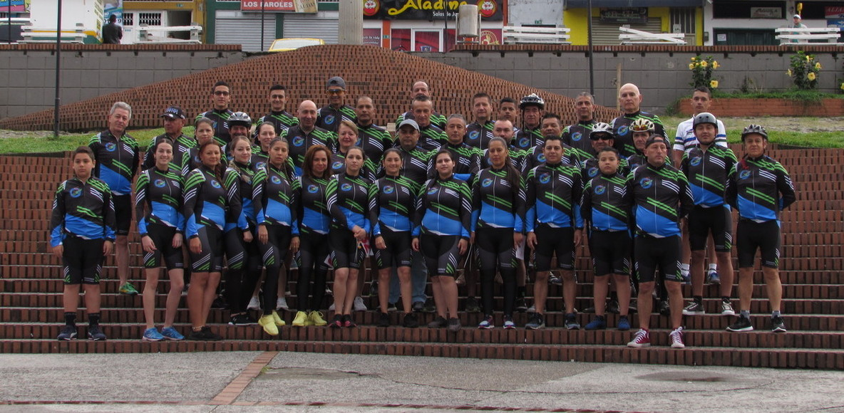 Team Biker - Manzanares Caldas