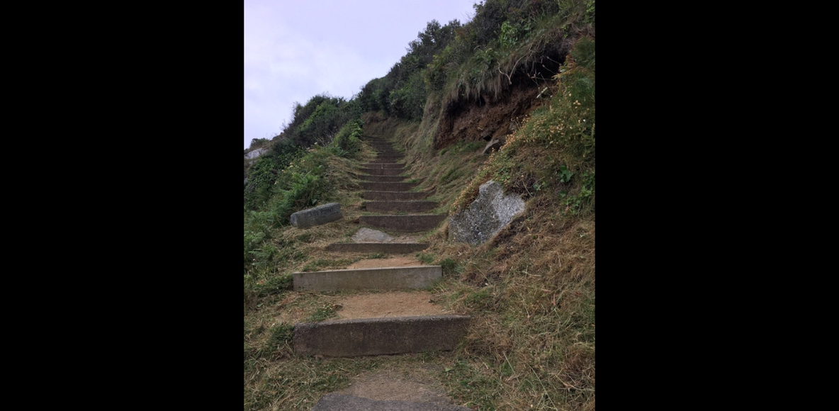 Guernsey Step Challenges