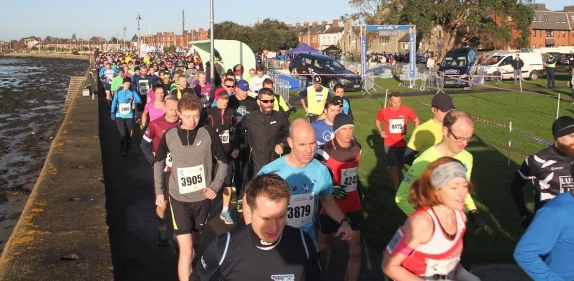 STRAVA - Clontarf Half Marathon