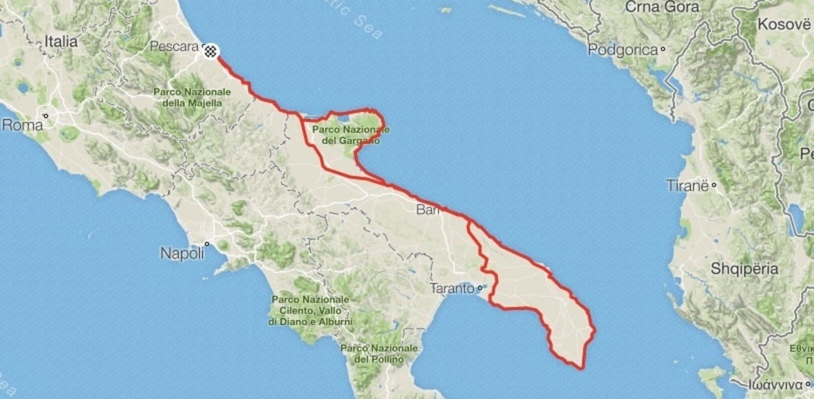 Adriatic Marathon Ultracycling Challenge