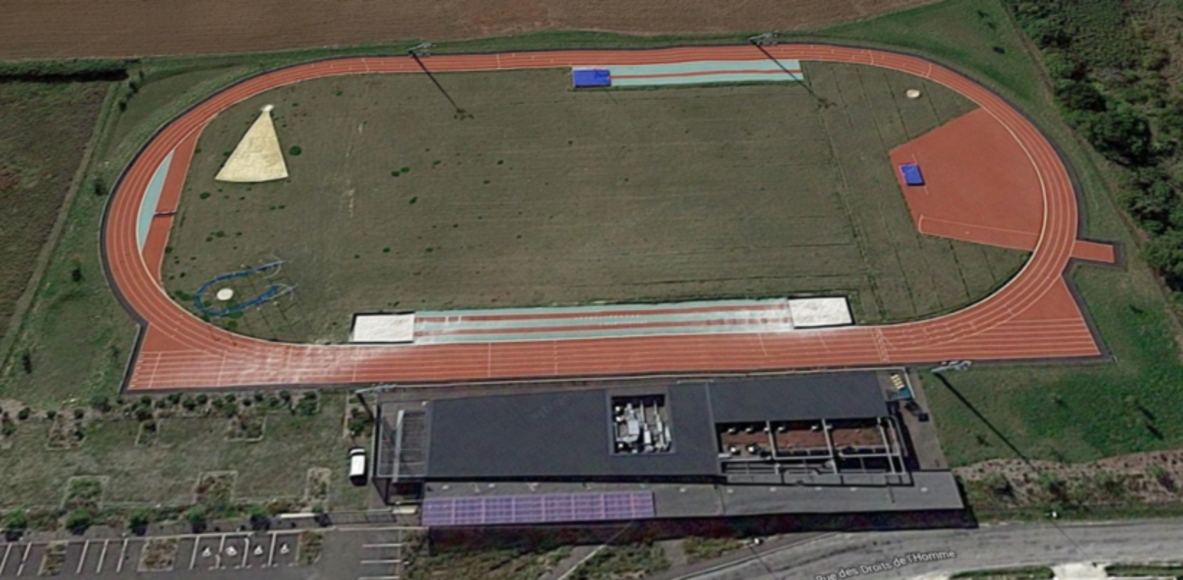 AMPA - Athlétisme Marennes Presqu'île d'Arvert