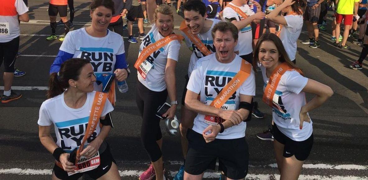 RUN LYB, Lyondellbasell Global Running Crew