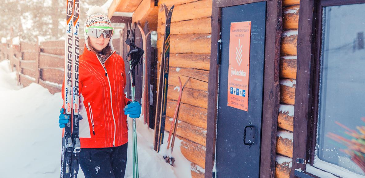 Лыжи Барнаул  | Yolochka Ski Team