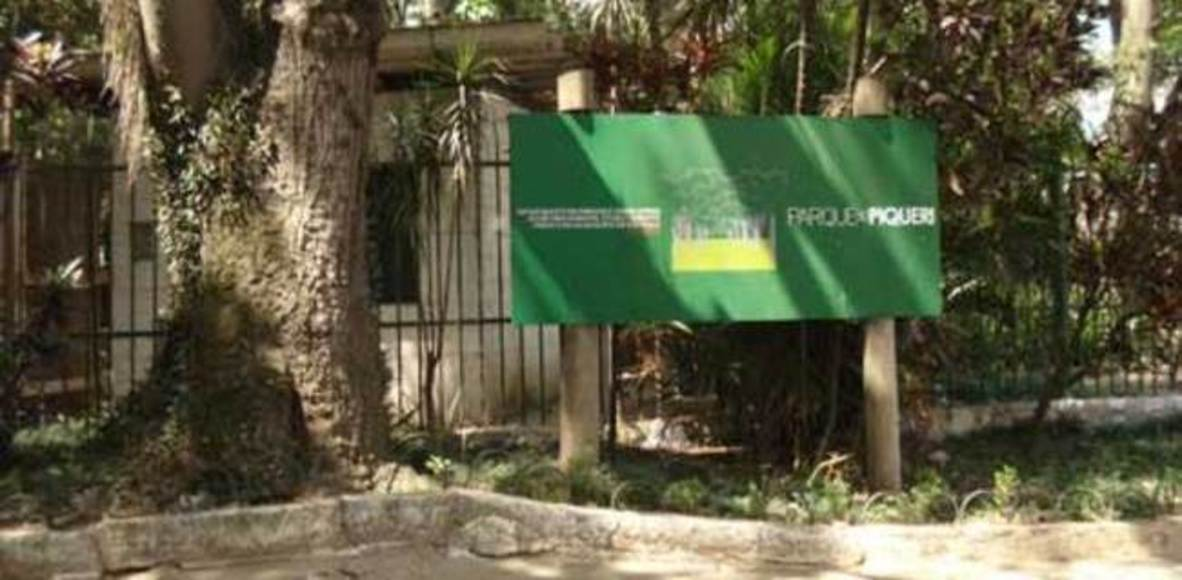 Corredores do Parque do Piqueri