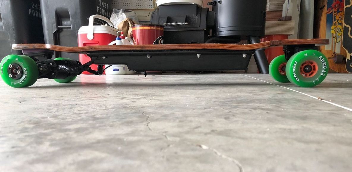 Electric Skateboard  Esk8