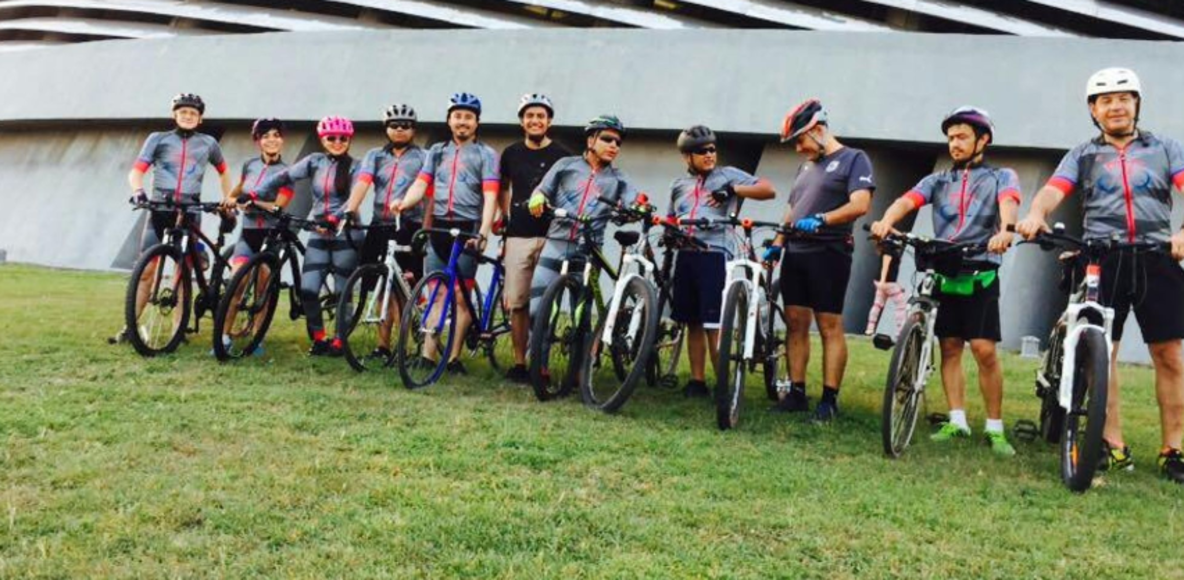Veloo city bikers