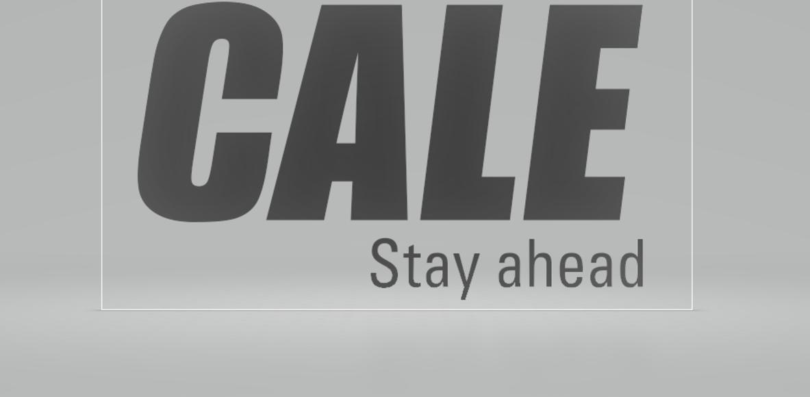 Cale Running