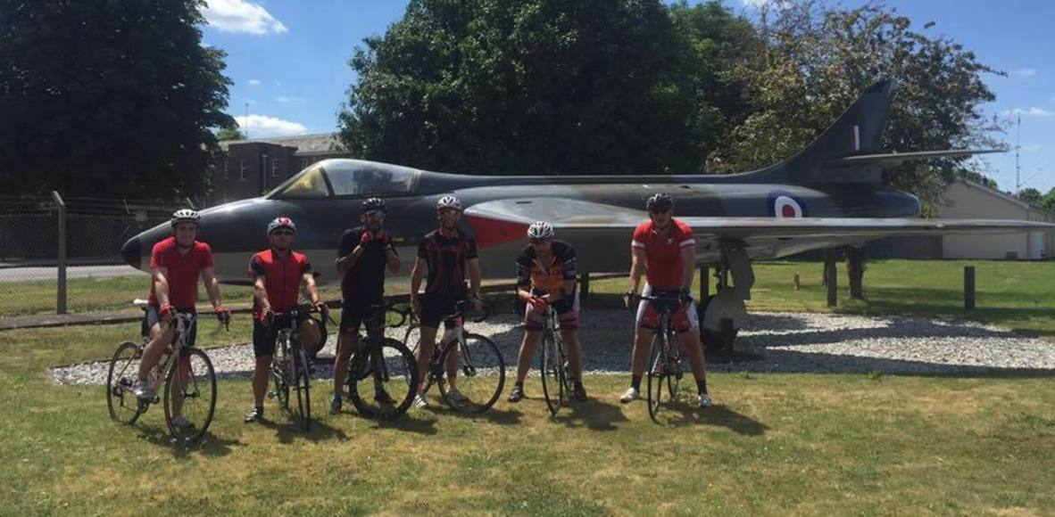 Raf Henlow Cycle Club