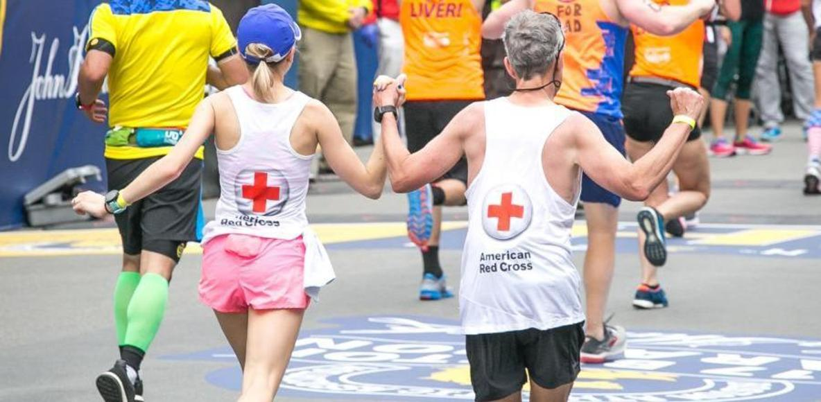 2018 Team Red Cross - Boston Marathon