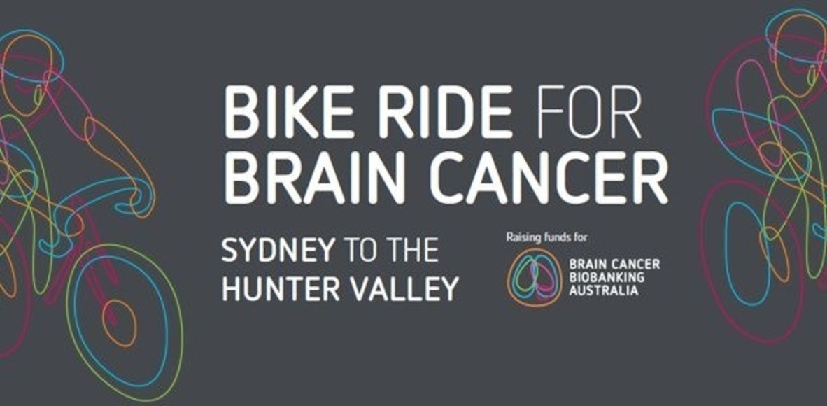 Bike Ride for Brain Cancer