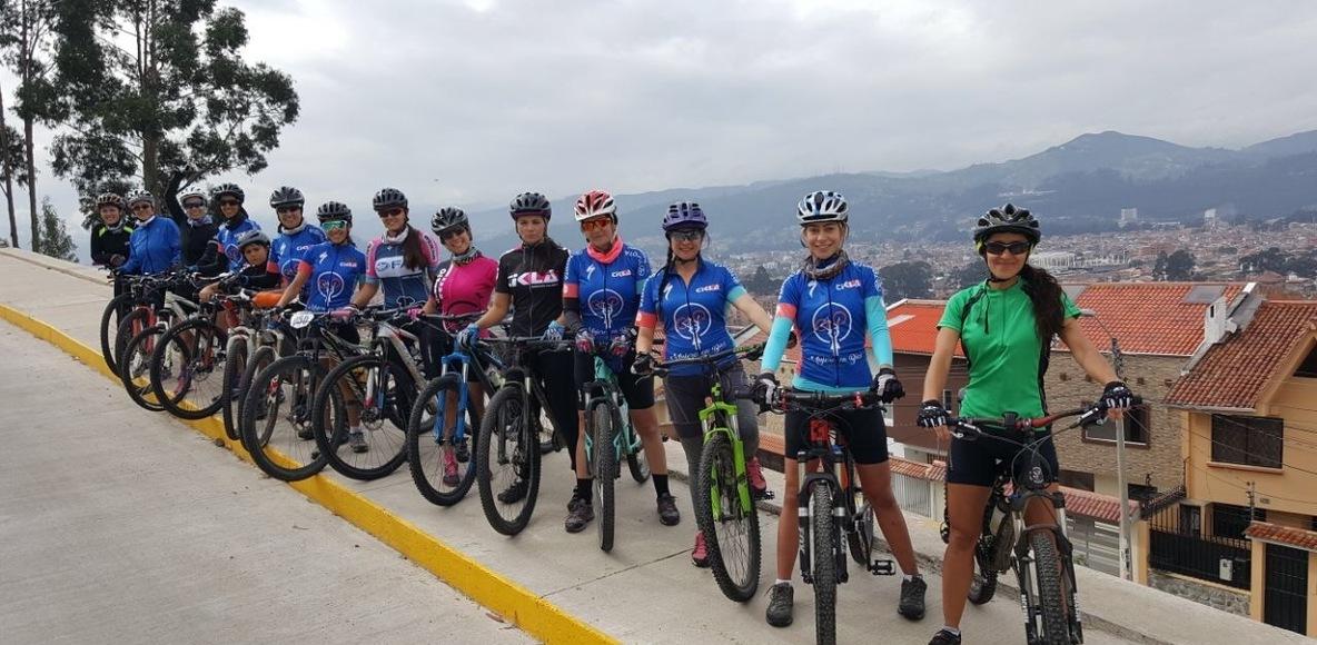 Mujeres en Bici Ecuador