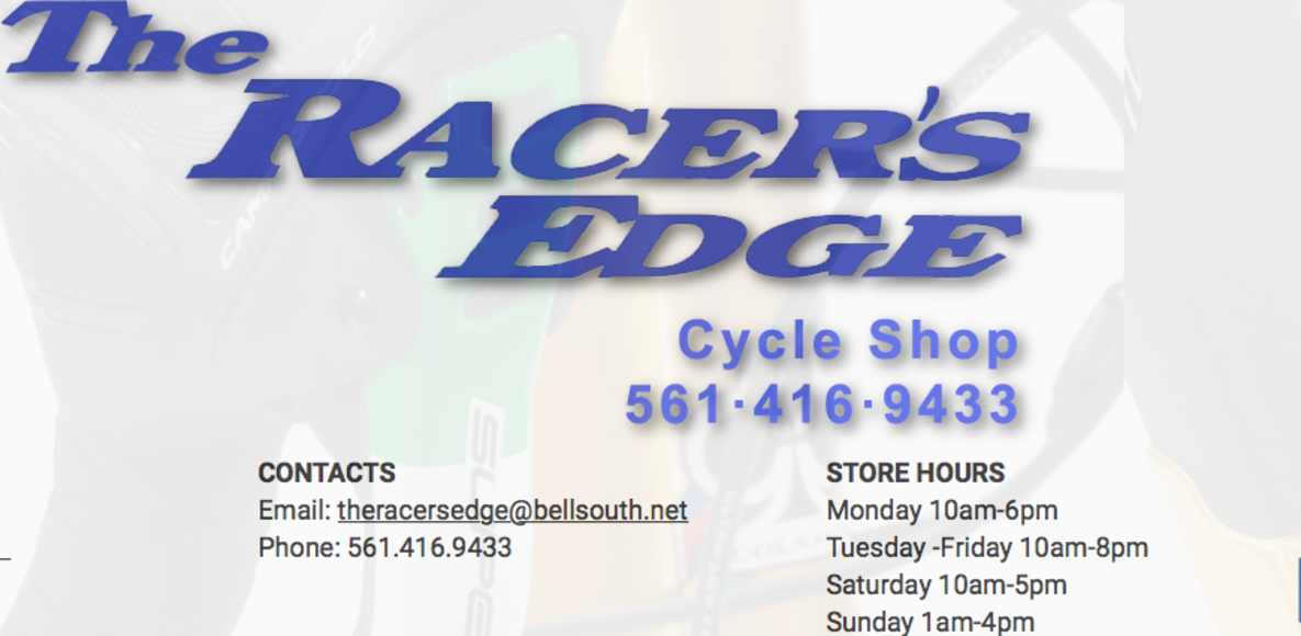 Racer's Edge Cycle Shop