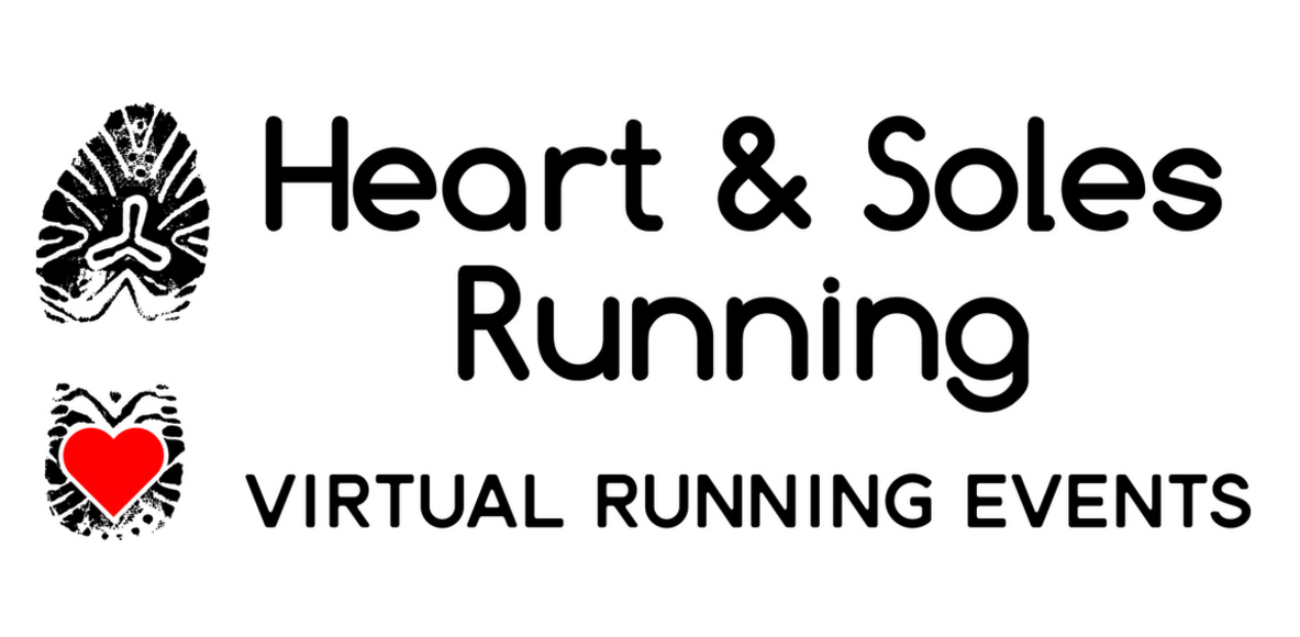 Heart  Soles Virtual Running Events