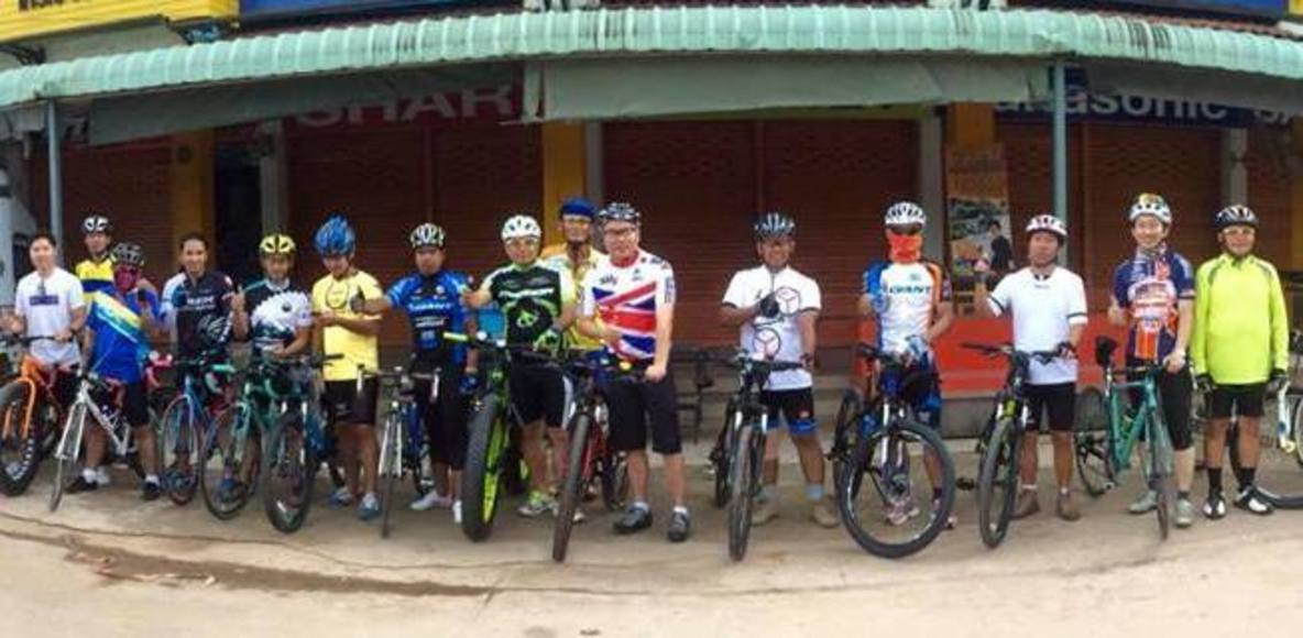 Kranuan cycling club