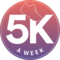 The Weekly 5k Club