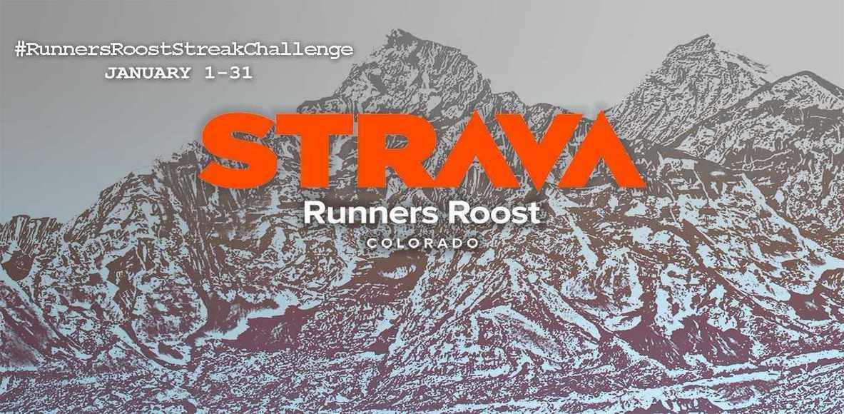 Runners Roost Streak Challenge